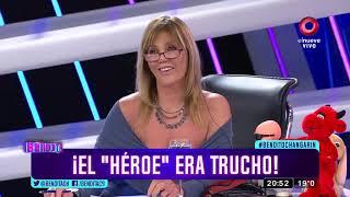 El Héroe era Trucho!