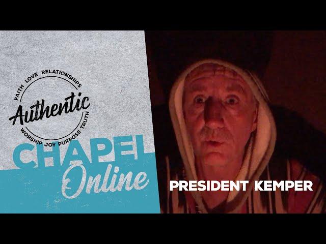Good Friday | President Kemper