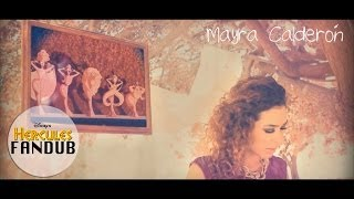 No hablaré de mi amor - Hércules Disney (Fandub - Mayra Calderón)