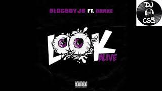 Download BlockBoy JB - Look Alive feat. Drake [Clean]