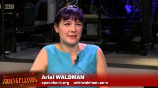Ariel Waldman Talks About Science Hack Day: Triangulation 120