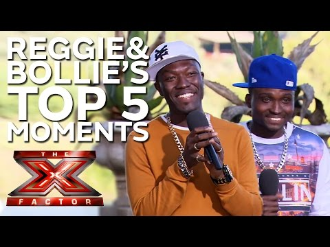 Reggie & Bollie's Top 5 X Factor Moments | The X Factor 2015
