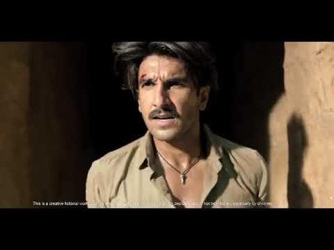 Ranveer Singh Thumbs up ad