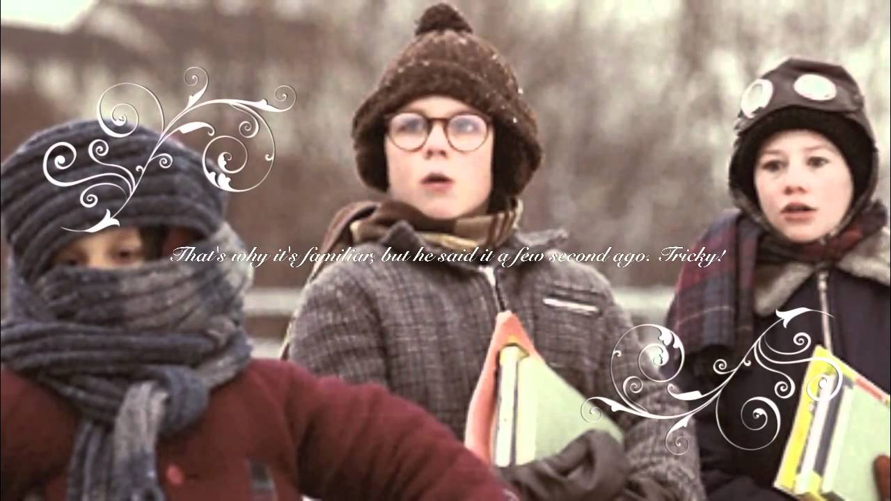 Quotes From A Christmas Story: A Christmas Story Film Quotes