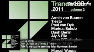 Trance 100 - 2011 vol. 2  - Out Now!
