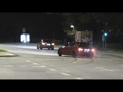 ASPHALT OUTLAWZ - Hamburg Night Drift - BMW 135i