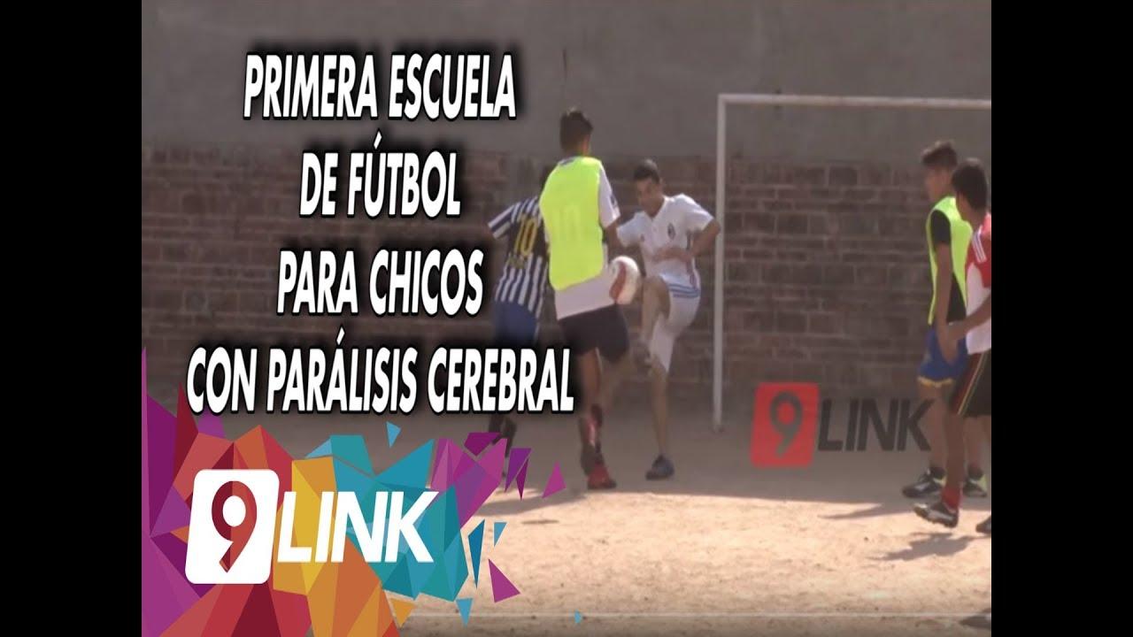 C9 - Primera escuela de fútbol para chicos con Parálisis Cerebral ...