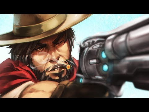 The World's Most Insane McCree Players - Overwatch Montage