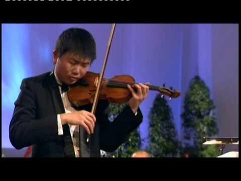 Tchaikovsky Violin Concerto Op. 35 (2nd Movement) Jiafeng Chen