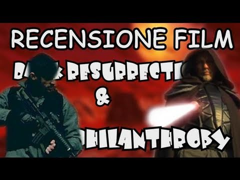 RECENSIONE FILM - Dark Resurrection & Philanthropy