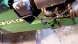 John Deere Lawn Chair Build Pt.1