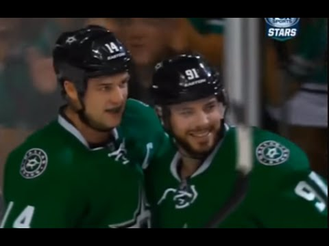 Seguin and Benn All Points 1/4 15-16 Season - 31pts and 32pts