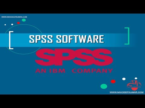 What is SPSS Software