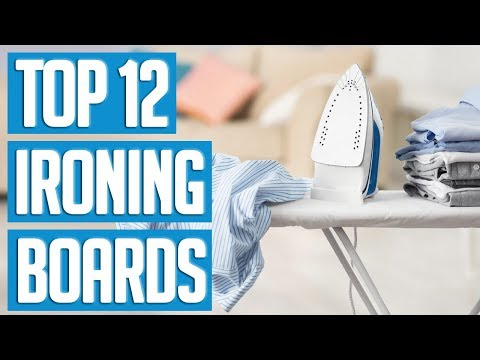 Best Ironing Boards 2019 | TOP 12 Ironing Board 🌟