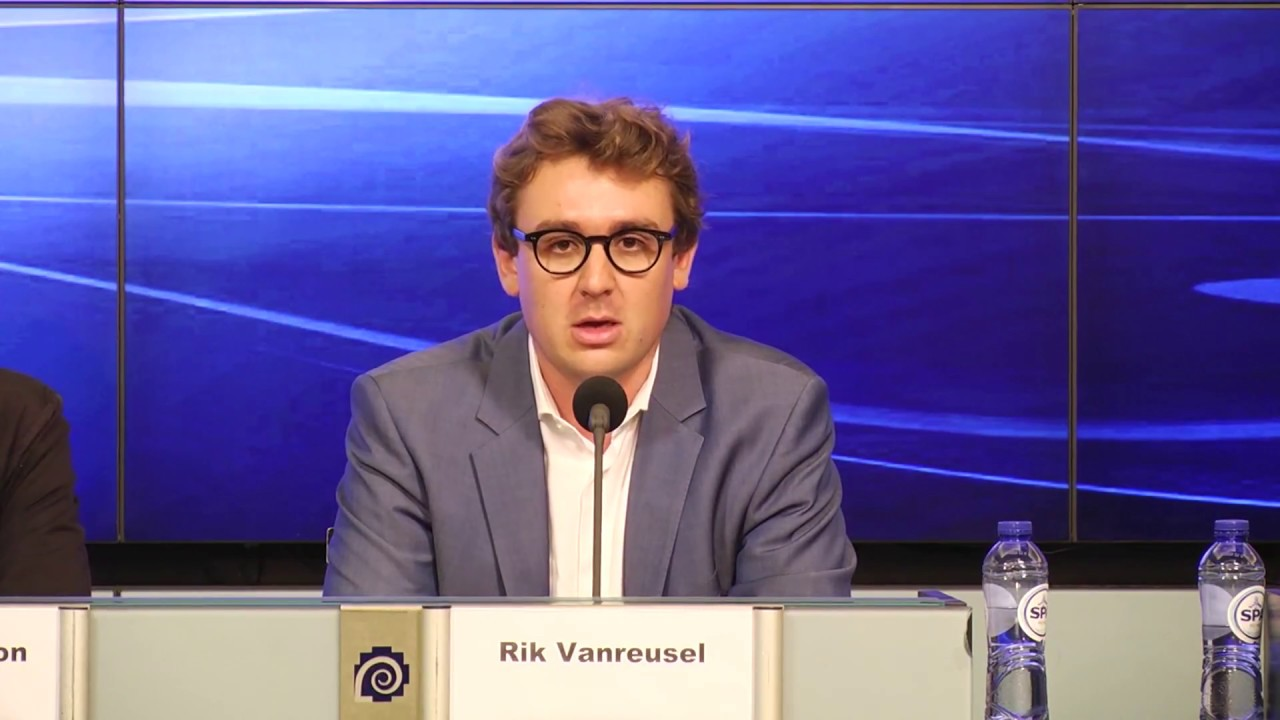 Speech by Rik Vanreusel at Press Conference on Iran's Failed Terror Plot