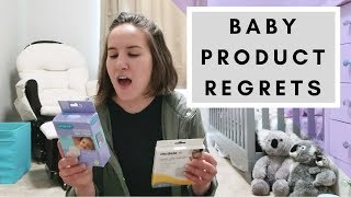 BABY FAVORITES SERIES 2018 | Baby Products I Regret Purchasing | Baby Product Fails!
