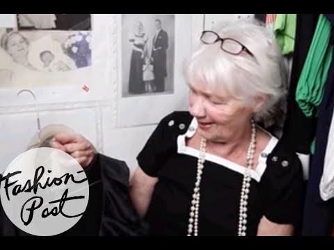 Garderobe-snageren: På besøg hos Wally Beatrice Hindø Kingley Olsen