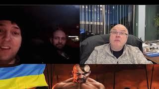 Ваташоу сумасшедший крымчанин и ватный дед цитирующий Булгакова