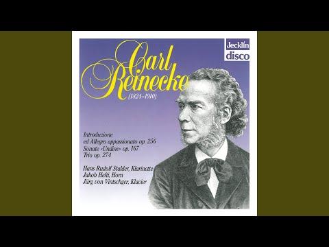 """Sonate in E Minor, Op. 167 """"Undine"""": I. Allegro"""