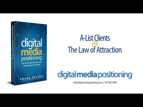 A-List Clients & The Law of Attraction