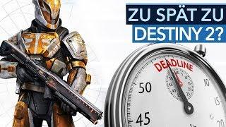 Sind neue Spieler bei Destiny 2 Free2Play im Nachteil?