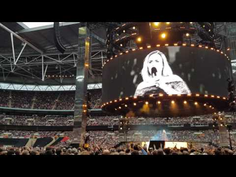 Adele Wembley 2017 - One and Only - Live 28th of June