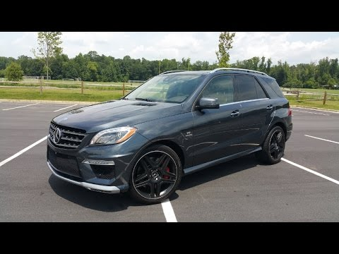 2017 Mercedes Benz Ml63 Amg Review Jekyll And Hyde Or Jack Of All Trades You