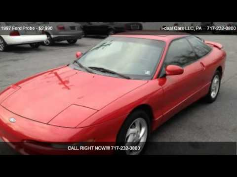 1997 ford probe gt for sale in harrisburg pa 17104 youtube. Black Bedroom Furniture Sets. Home Design Ideas