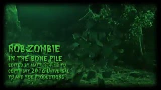 ROB ZOMBIE - In the Bone Pile - fan made Music Video - ARMY OF DARKNESS