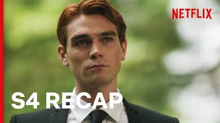 Riverdale | Season 4 Official Recap | Netflix