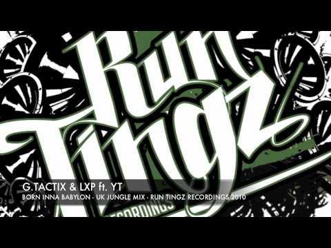 Run Tingz Recordings 002 - Born Inna Babylon ft. YT (UK Jungle Remix)