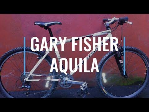 GARY FISHER AQUILA Vintage Hardtail Mountain Bike 1998