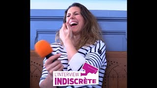 L'interview indiscrète de Lorie