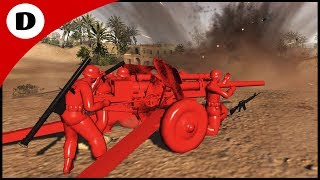 BETRAYAL OF THE RED ARMY! ~ Army Men: Civil War 23
