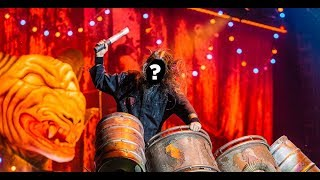 Nine Percussionists Who Could Replace Chris Fehn in Slipknot