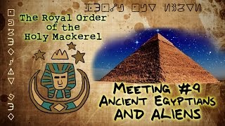 ANCIENT EGYPTIANS AND ALIENS IN GRAVITY FALLS: The Royal Order of the Holy Mackerel
