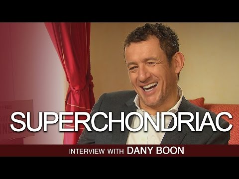 SUPERCHONDRIAC: Interview with director / actor Dany Boon