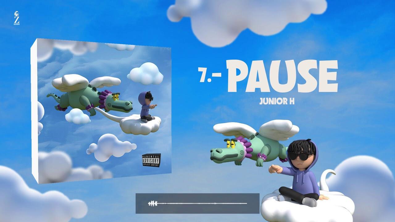 Download Junior H - Pause (Audio Oficial)