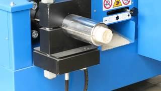 Гидравлический брикетировщик биомассы(, 2015-05-07T09:46:42.000Z)