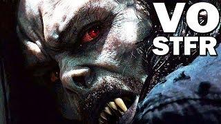 MORBIUS Bande Annonce VOSTFR (2020)