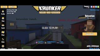 Krunker io chrome web store