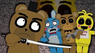 - THE FINAL FINAL NIGHT 5 Nights at Freddy s 2 Animated Parody