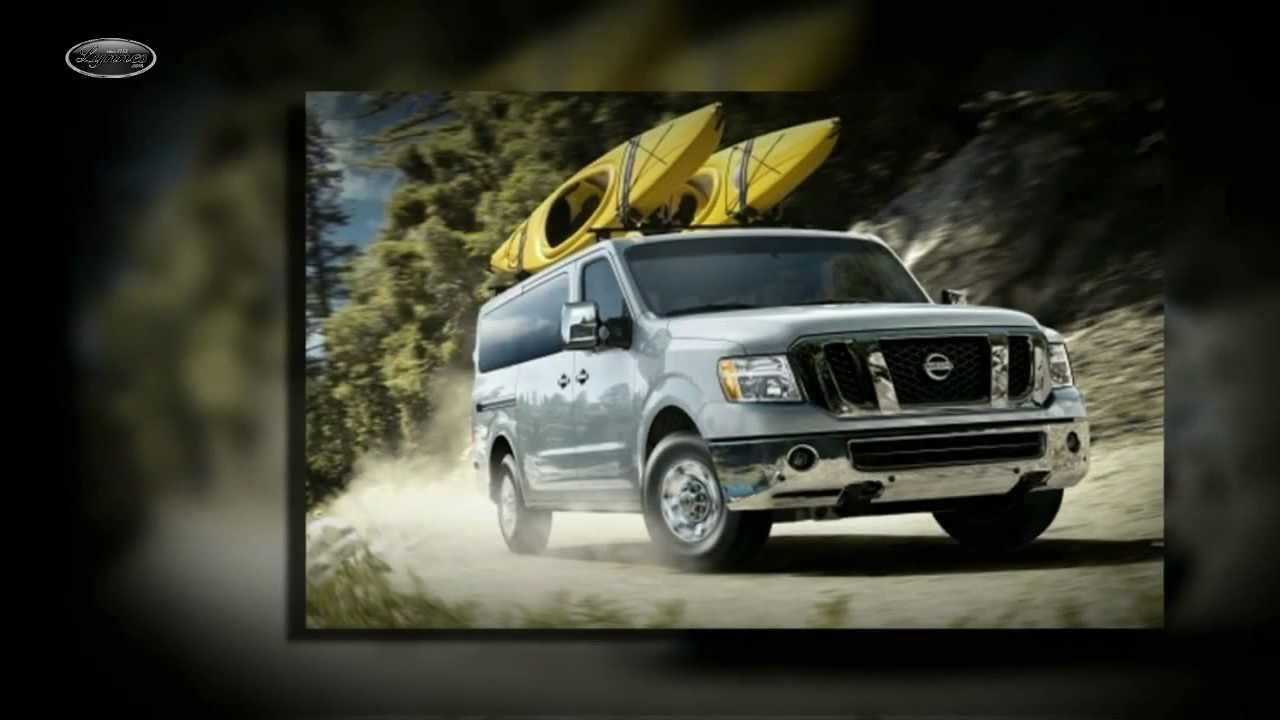 2013 Nissan NV Passenger Review