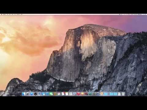 OS X Yosemite Overview