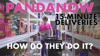 How Foodpanda Delivers Your Groceries In 20 Mins screenshot 1