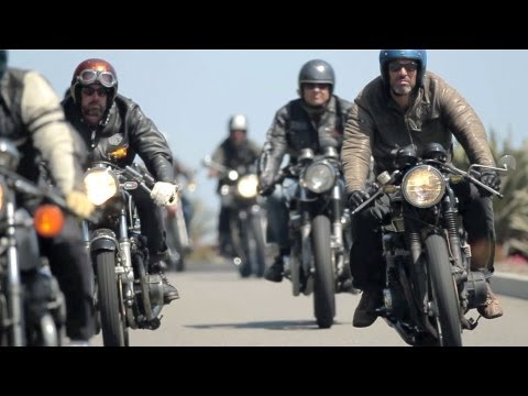 Vintage Style: Cafe Racers - The Downshift Episode 19