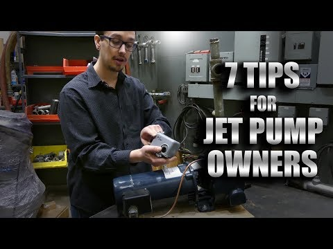 7 Things Every Jet Pump Owner Should Know