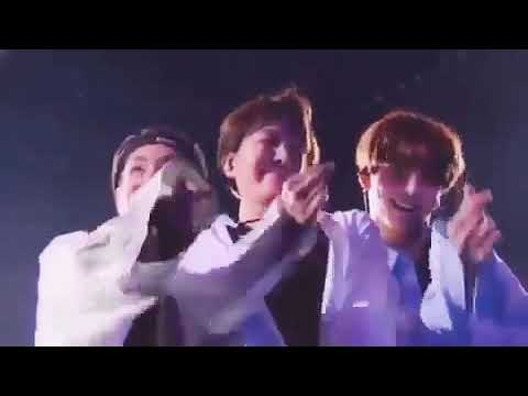 BTS [방탄소연단] Cute Moment In Wings Tour (Taehyung, J-Hope, Jungkook)
