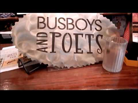 Review Busboys and Poets Shirlington: Excellent Food, Service