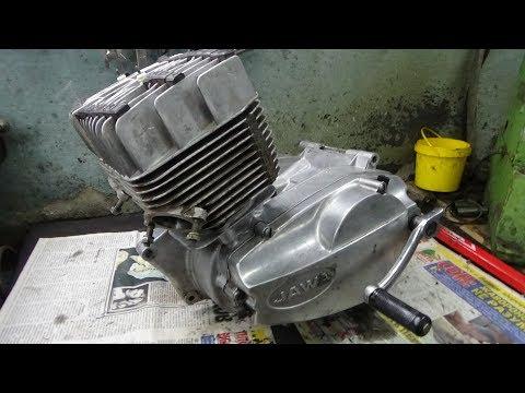 Сборка двигателя Ява 638.